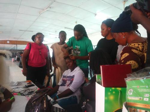 Empowerment Training for Young widows and Single Mothers